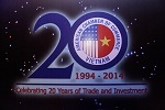 HR2B Sponsors 20th AmCham Anniversary Celebration Dinner