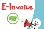 Announcement of using E-invoice