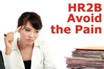 Infographic - How Easy is HR2B Staffing Services?