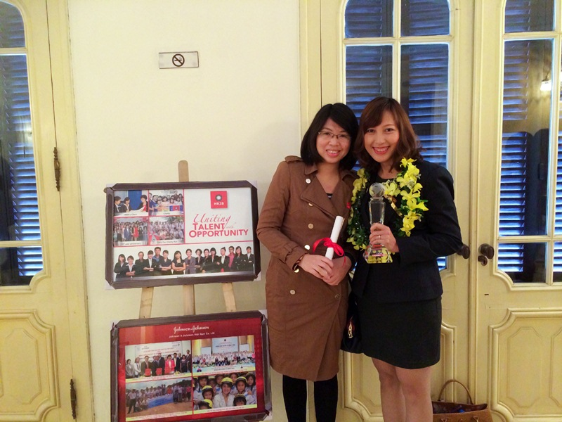 HR2B wins Golden Dragon Award 2013 - 2014
