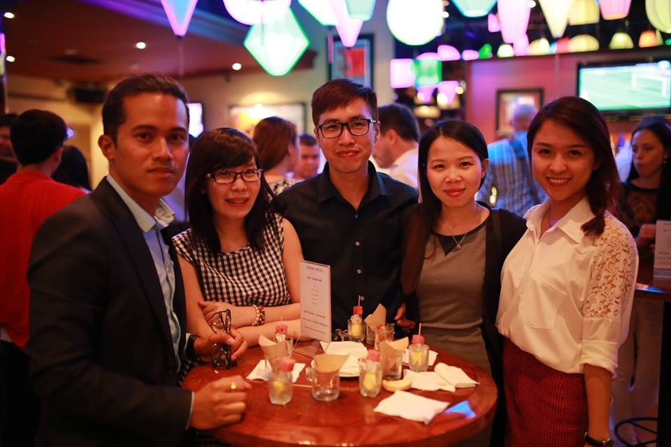HR2B and the 9th M2 Digital Media Community Event HCMC