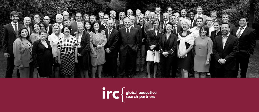 IRC: Ranked in the top 3 Global Executive Search Firms   HR2B