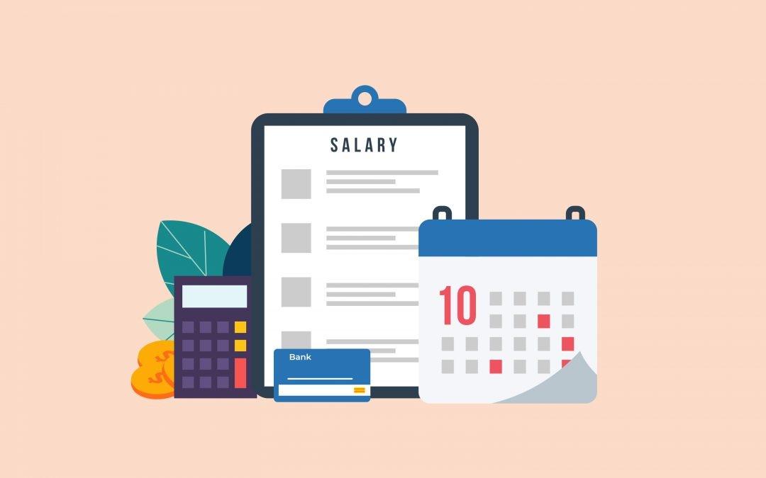 Hệ thống trả lương thuê ngoài có thể nhanh hơn nhiều so với việc nhập liệu thủ công - Ảnh minh họa: Internet