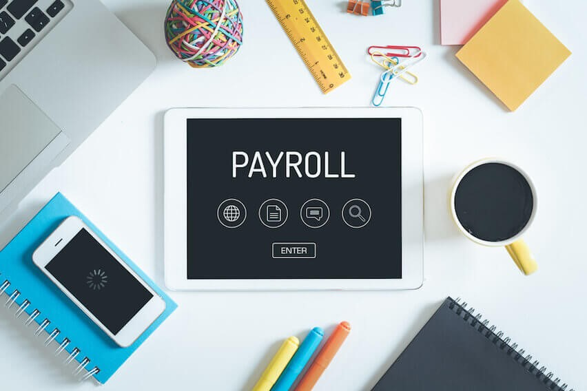 Payroll service trend in the context of living together with the pandemic - Figure: Internet